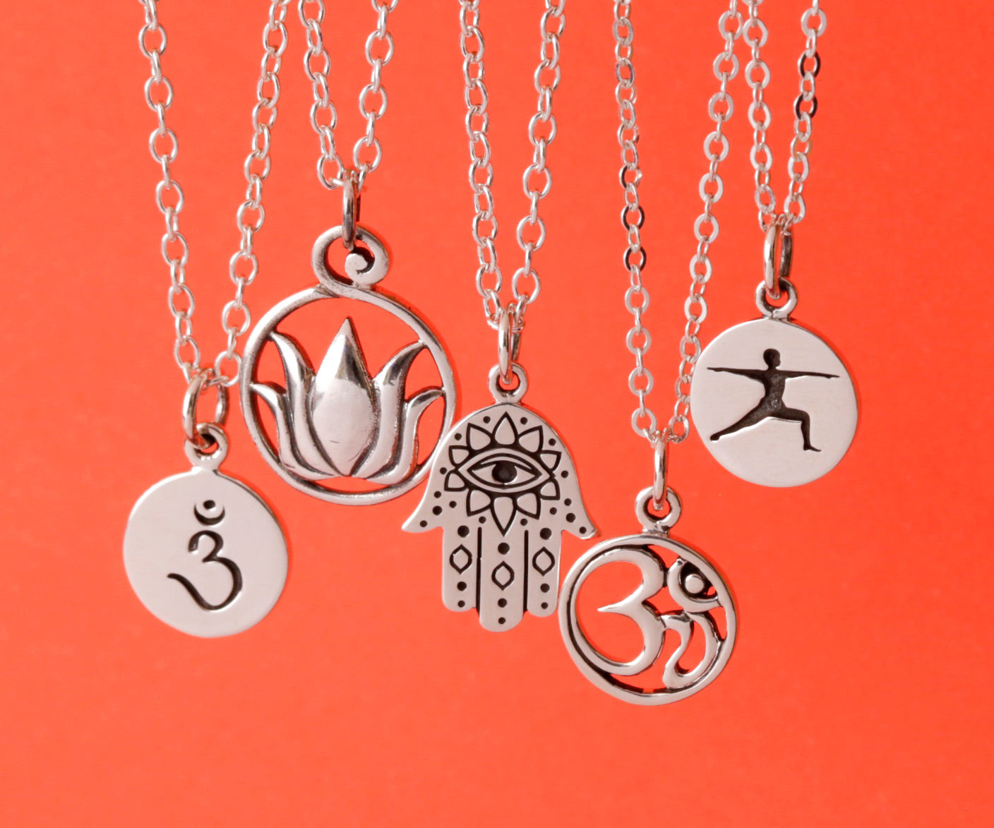 Yoga Spirit Necklaces