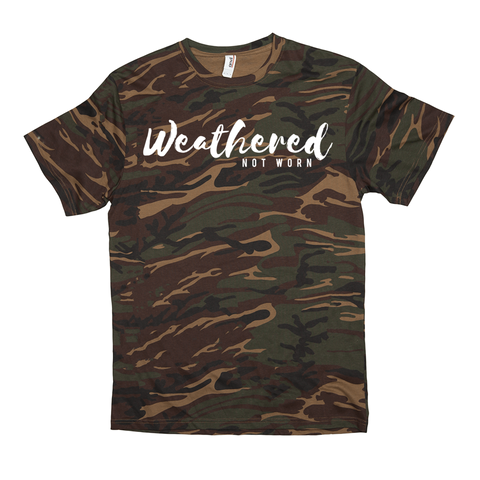 WNW Camouflage Tee