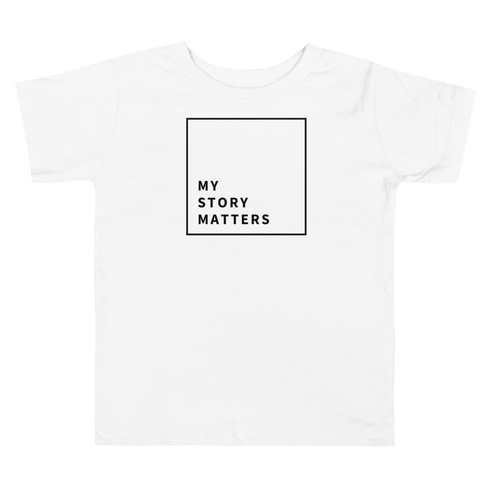 My Story Matters (Toddler Tee)