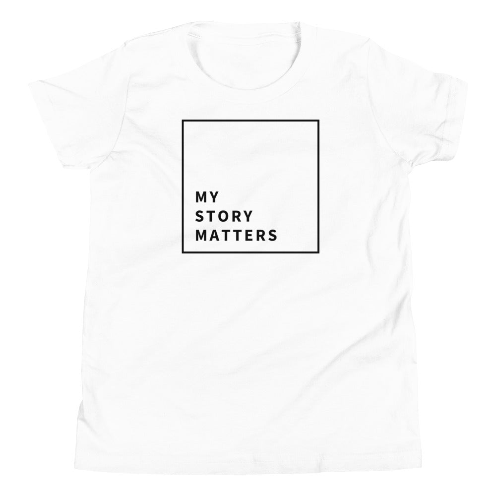 My Story Matters (Youth Tee)