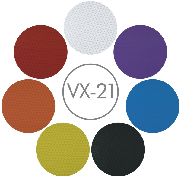 VX-21 Fabric Colors