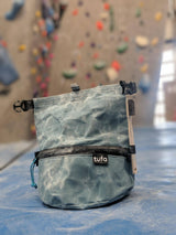 Talc Chalk Bag - Waxed Canvas Collection
