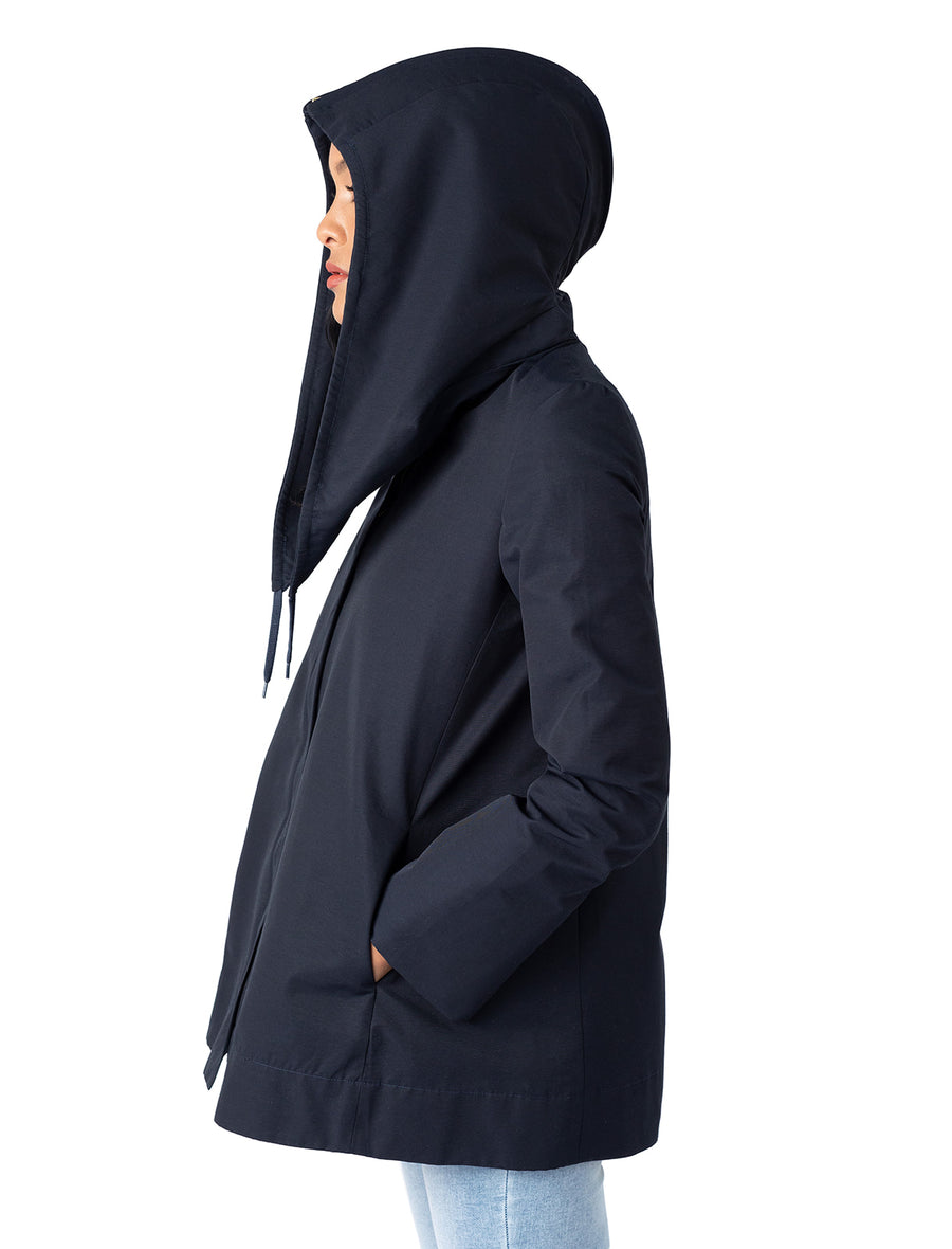 The Lasalle Parka - Navy