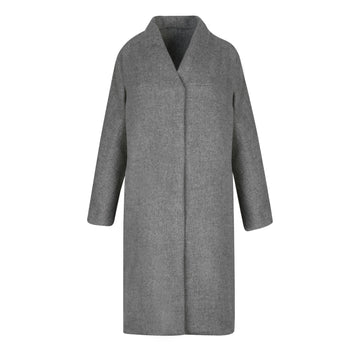 The Chicago Cardigan Coat - Grey