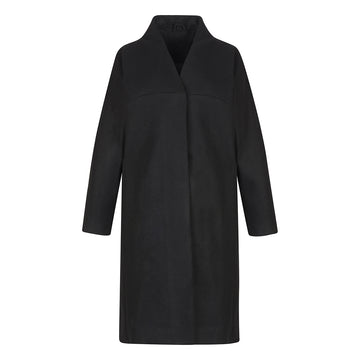 The Chicago Cardigan Coat - Black