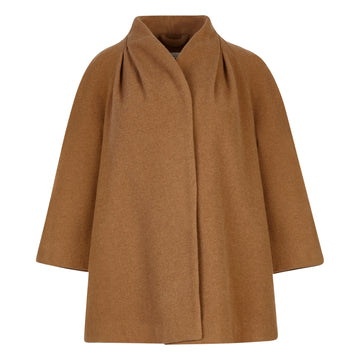 The Oakley Swing Coat - Caramel
