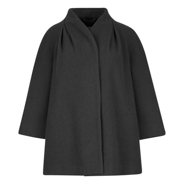 The Oakley Swing Coat - Black