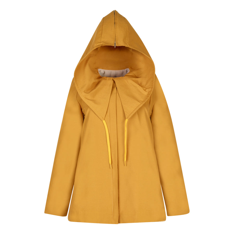 The Lasalle Parka - Marigold