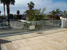 Eco Decking Tiles Premium Interlocking Teak Deck Tile System