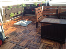 curupay deck tile patio