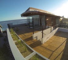2x4 deck tiles in Santa Cruz, California