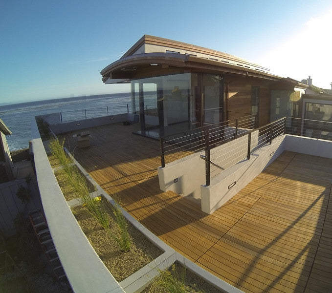 2x4 deck tiles in santa cruz california