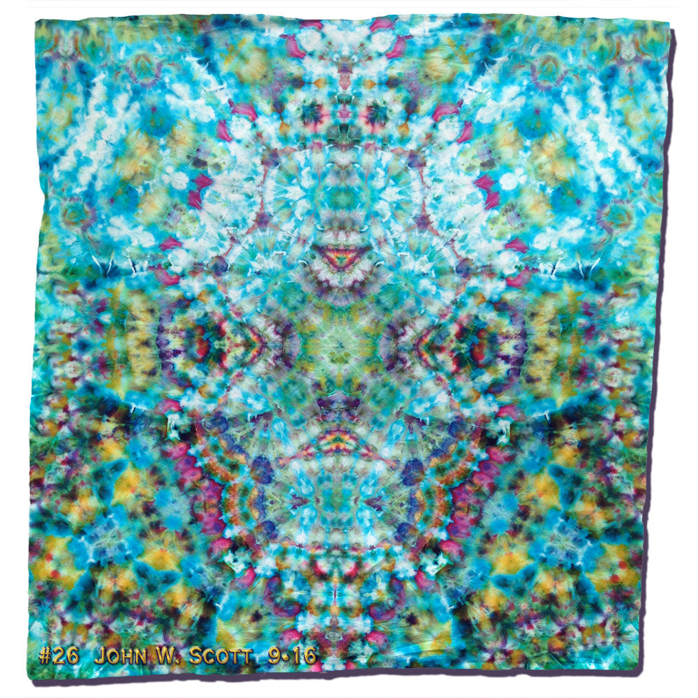 Atlantean - large tapestry