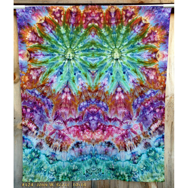 Gazed - extra-large tapestry
