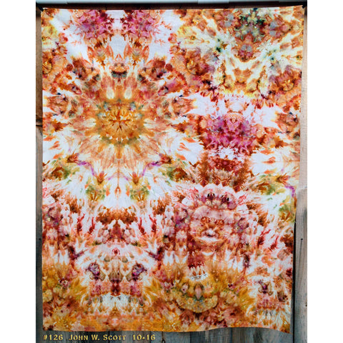 Gourd King - medium tapestry