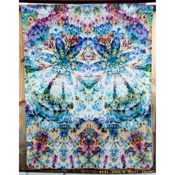 Delta Eyes - extra-large tapestry