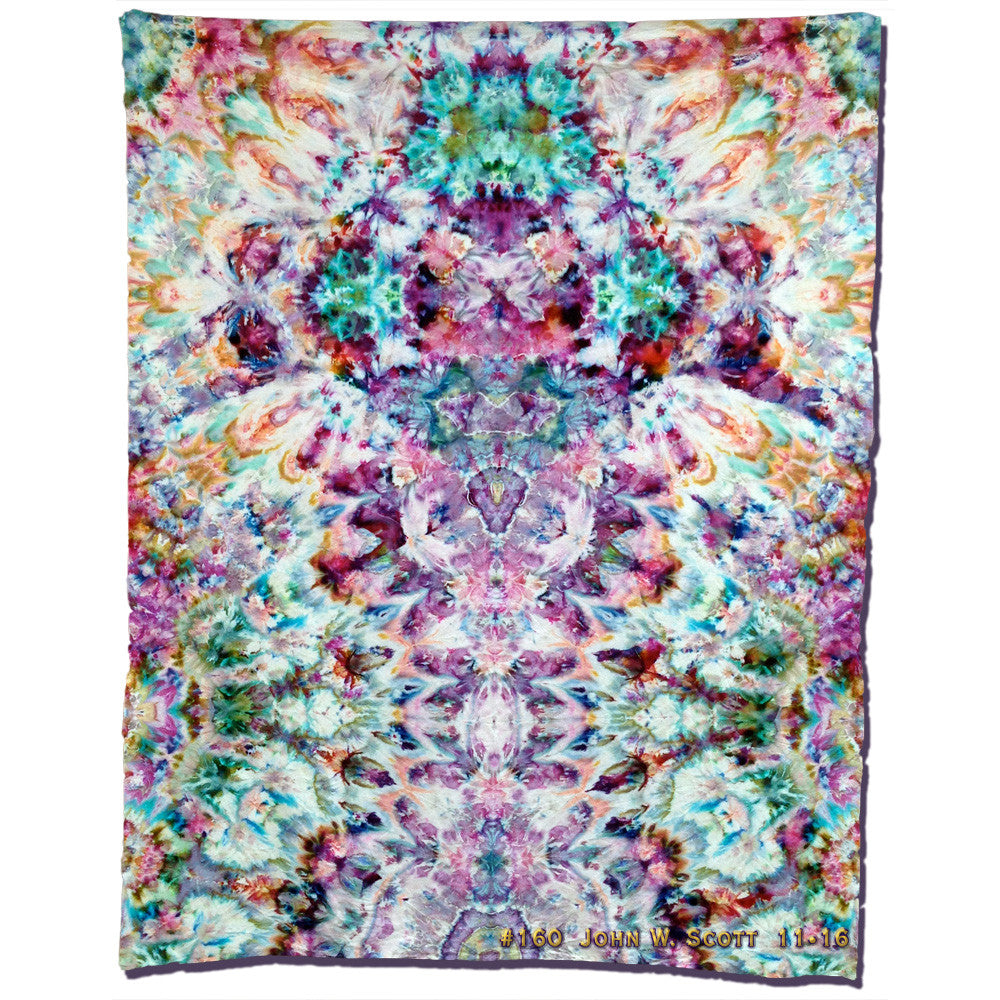 Rising Chakras - medium tapestry