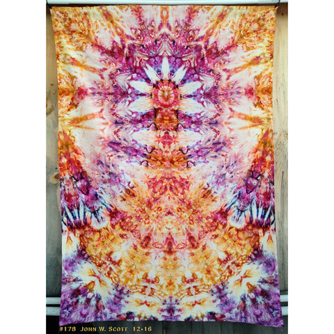 Fortunate Sun - extra-large tapestry