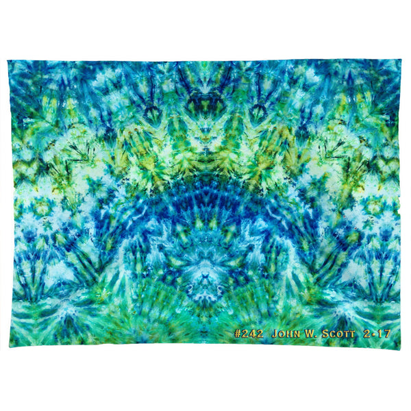 Vernal Plans - extra-large tapestry