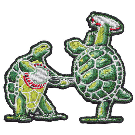 Terrapins Embroidered Patch
