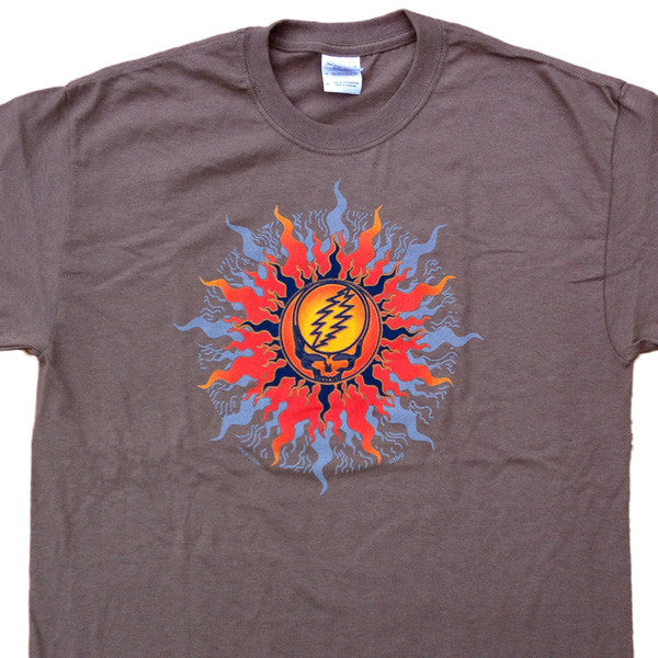 Steal Your Sunshine Solid T-Shirt