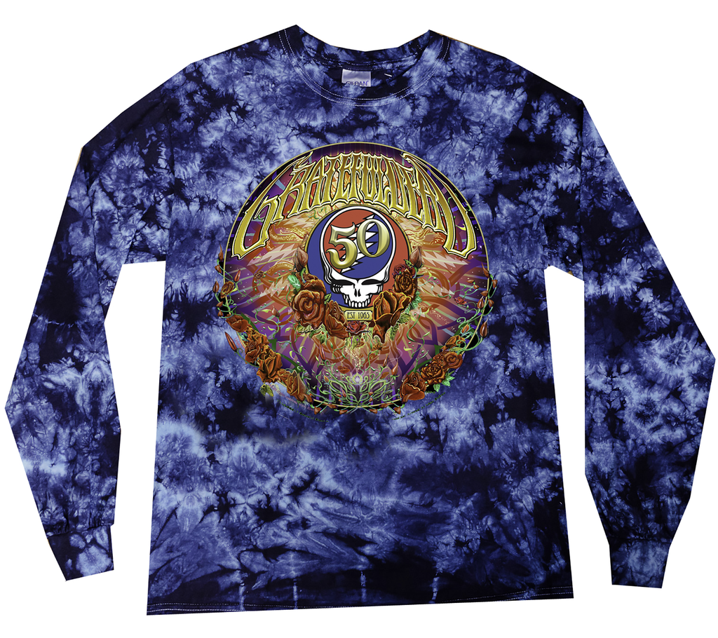 50th Anniversary long sleeve shirt