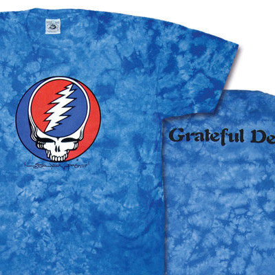 Steal Your Face Tie-Dye