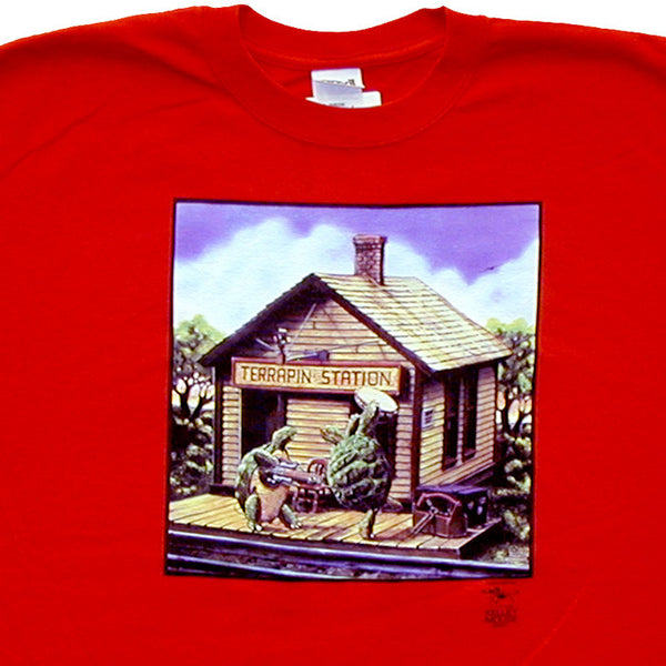 Terrapin Album T-Shirt
