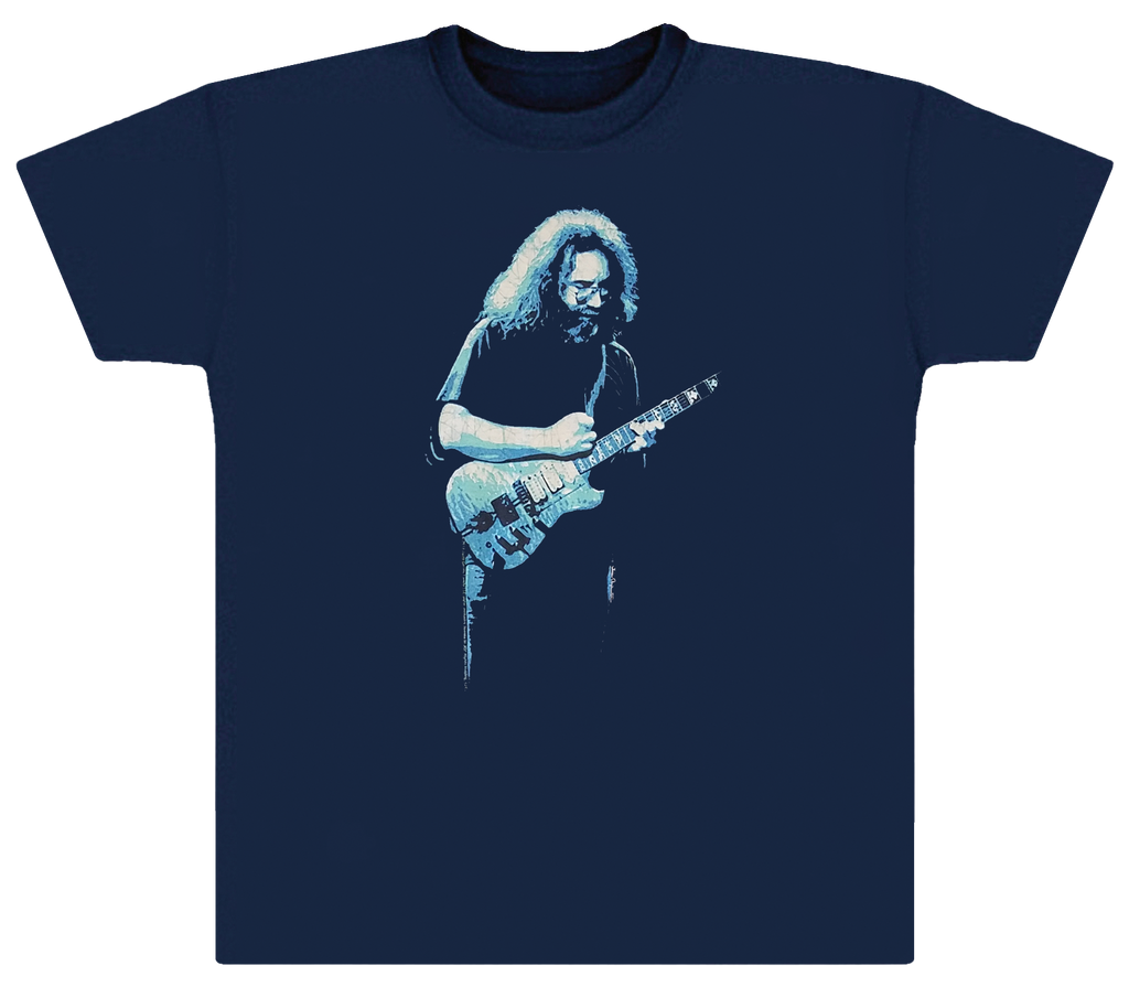 Jerry '78 navy T-shirt