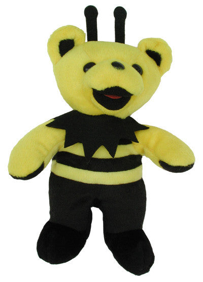King Bee with Black Antennae