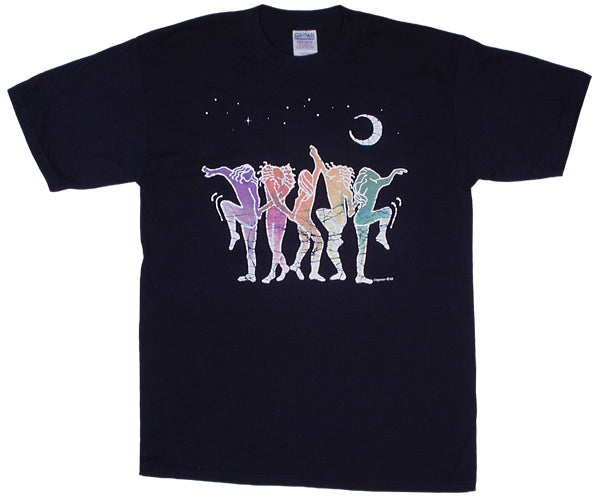 Dancer navy T-shirt