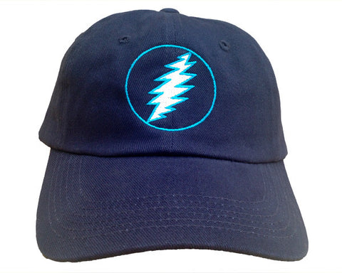 Bolt Navy Hat