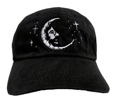 Jerry Moon Jet Black Hat