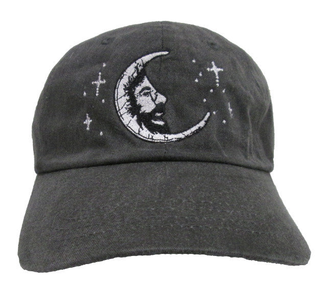 Jerry Moon Charcoal Hat