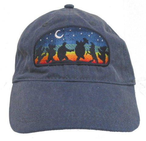 Moondance Blue Hat