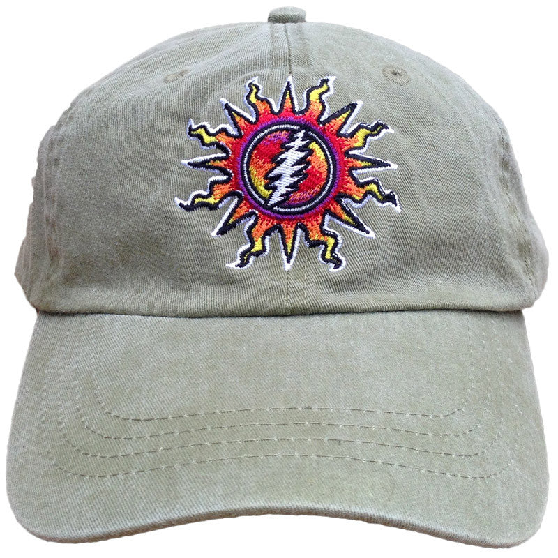 Sunshine Lightning Tan Hat