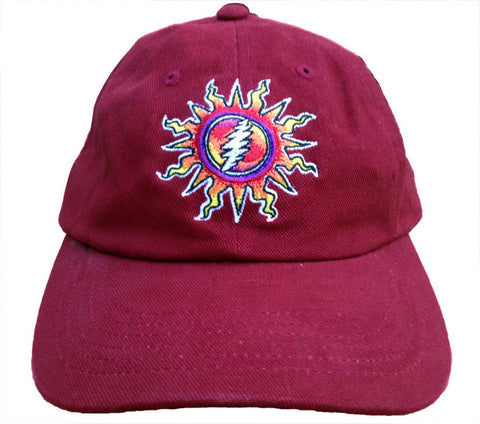 Sunshine Lightning Red Hat