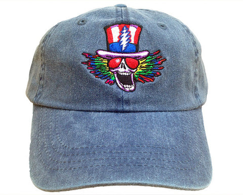 Uncle Sam Stone Blue Hat