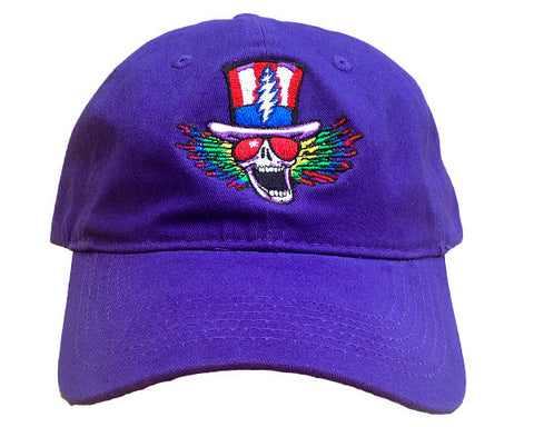 Uncle Sam Grape Hat
