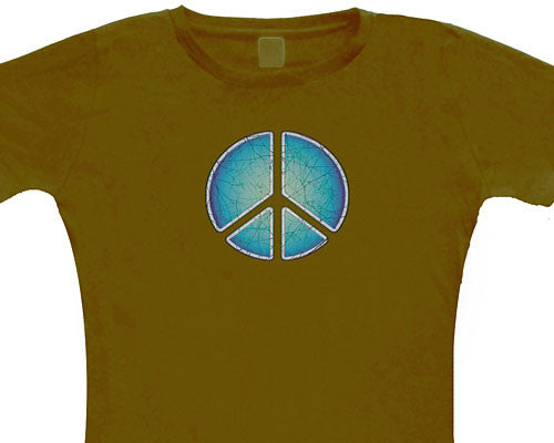 Peace Batik ladies' T-shirt
