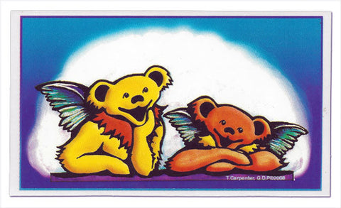 Angel Bears decal