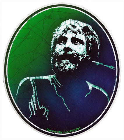 Brent Mydland decal