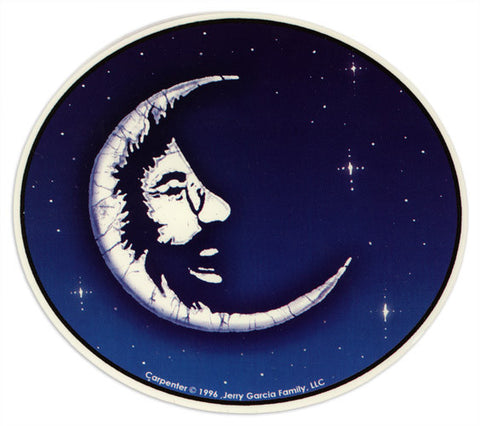 Jerry Moon decal