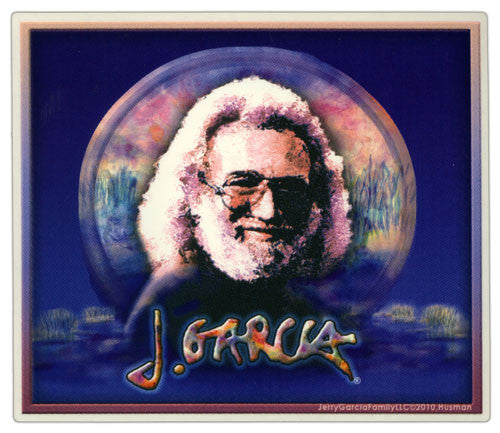 Jerry - Wetlands decal