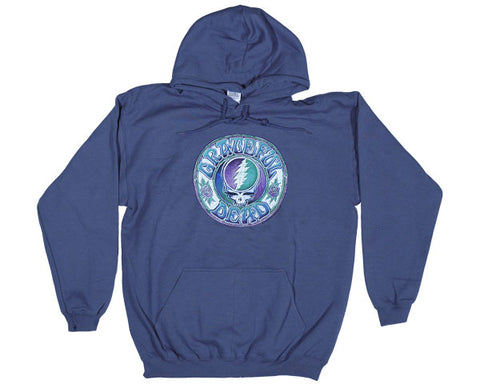 Batik Steal Your Face hooded sweatshirt