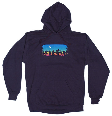 Moondance hooded sweatshirt