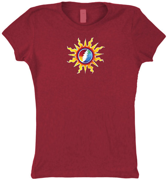 Sunshine Lightning junior fitted T-shirt