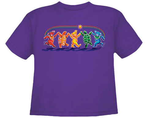Rainbow Critters grape
