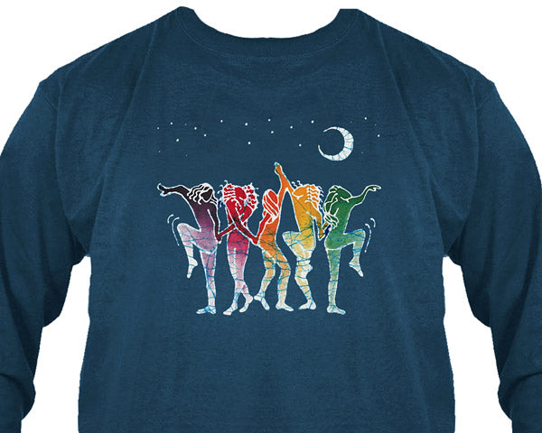 Dancer long sleeve shirt