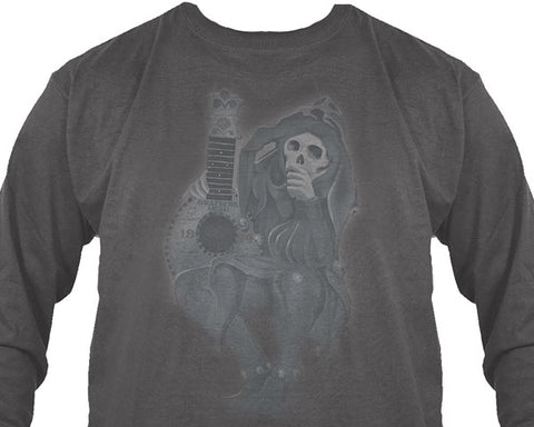 Grateful Dead Jester long sleeve vintage shirt